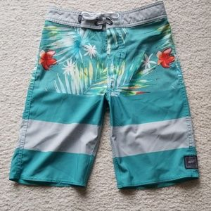 Vans Classic Mens Swim Trunks Board Shorts